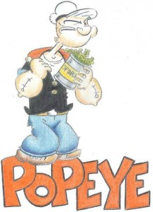 Popeye the Sailor Man